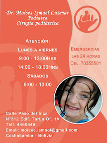 Dr. Moises Ismael Cuzmar Cirujano pediatra