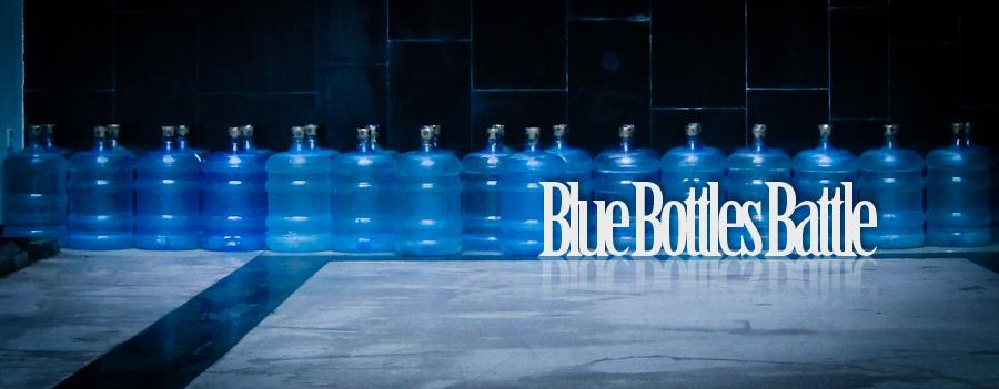 Blue Bottles Battle