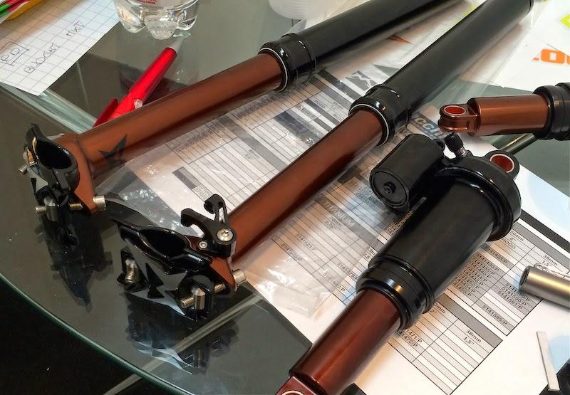 Report, New Product, Bike News, Event, Marzocchi Suspension, Marzocchi Dropper Post, Marzocchi Prototype