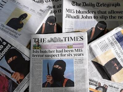 buongiornolink - I media Usa ucciso in un raid Jihadi John, il boia dell'Isis Si attende la conferma