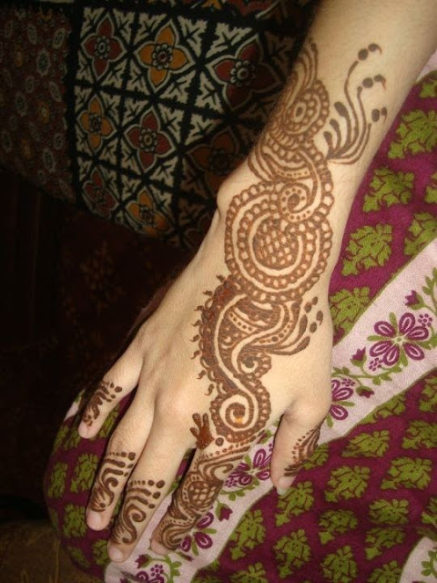 Worlds Beautiful Chand Raat Eid Henna Mehndi Designs