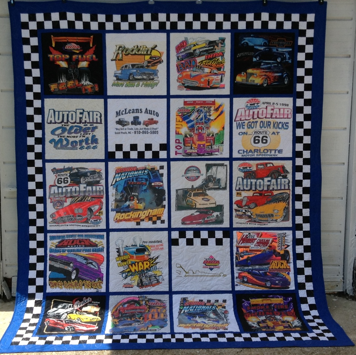 Quirky Quilts August 2013