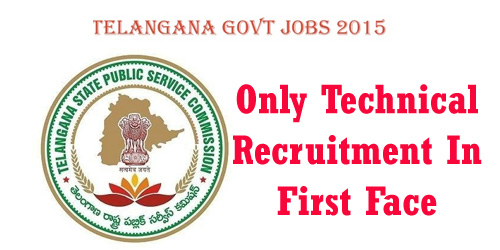 Only Technical recruitment in first face