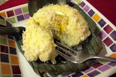 Bibingka - Filipino Rice Cake