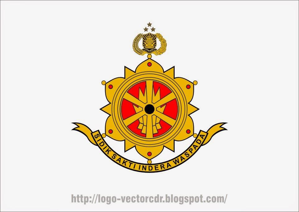 Logo Badan Reserse Kriminal Polri Vector format cdr