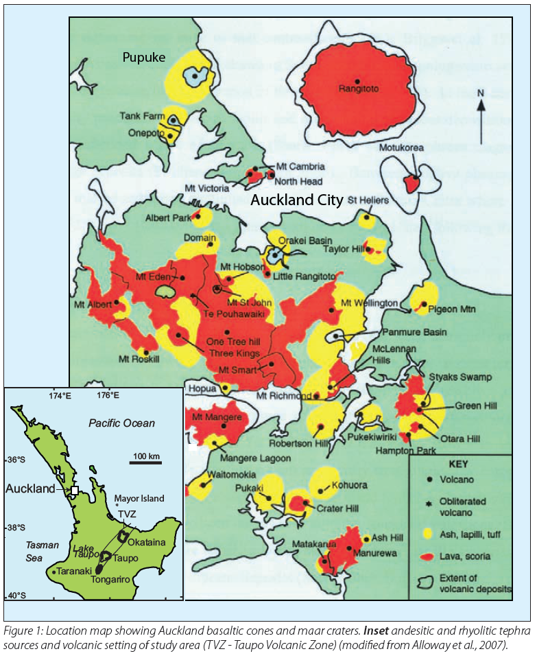 volcanic area of auckland Fortunately, the volcanic field is now dormant, with only a 0001 per cent chance of an eruption in any given year, according to the auckland city council.