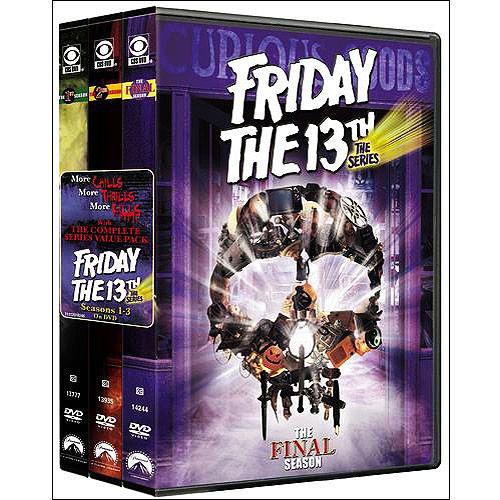 The New Cinema: FRIDAY THE 13TH TV SERIES COMPLETE EDITION