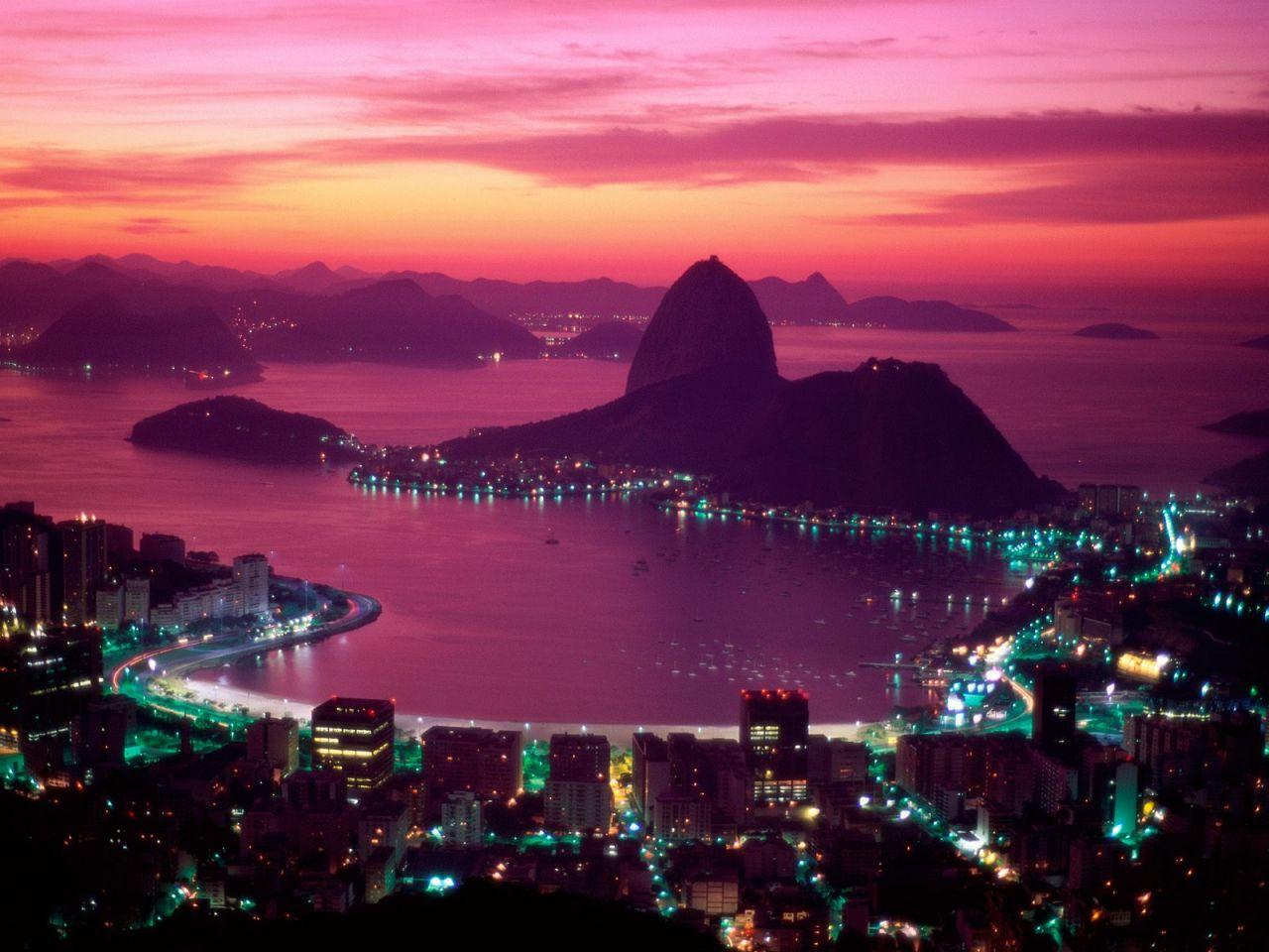 Sugar Loaf Mountain - Rio de Janeiro, Brazil ~ World ...