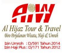Promo Biaya Paket Umroh dan Haji Plus Travel Alhijaz Jakarta