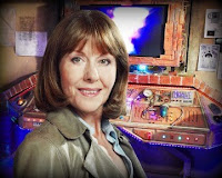 Sarah Jane on her own