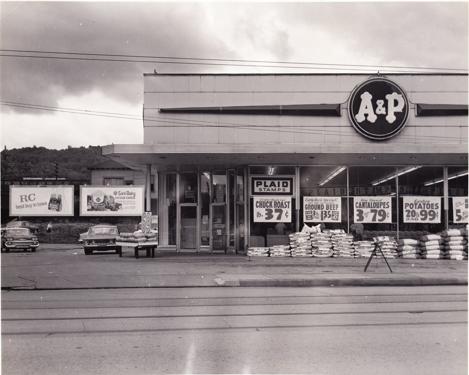 Vintage Johnstown A Amp P Morrellville