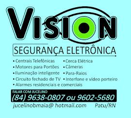 VISION SEGURANÇA ELETRÔNICA