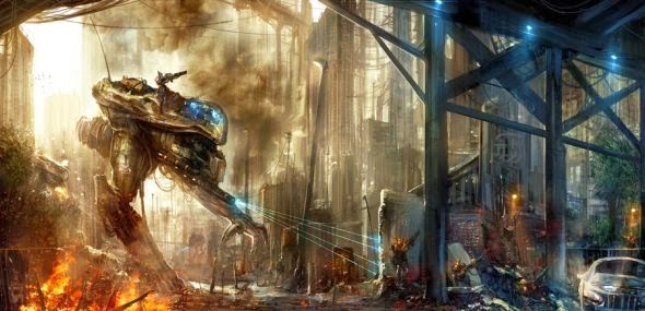 Tom Edwards illustrations conceptual arts fantasy science fiction