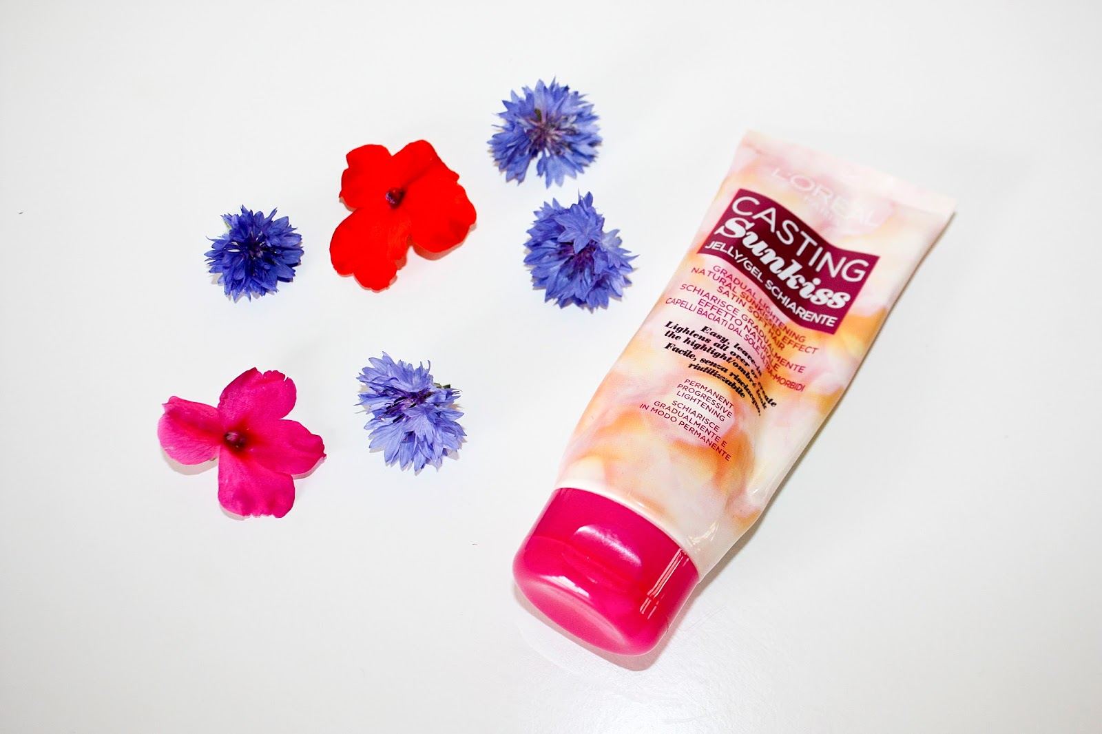 L'Oreal Sunkiss Jelly
