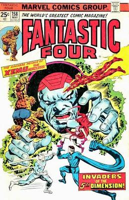 Fantastic Four #158, Xemu