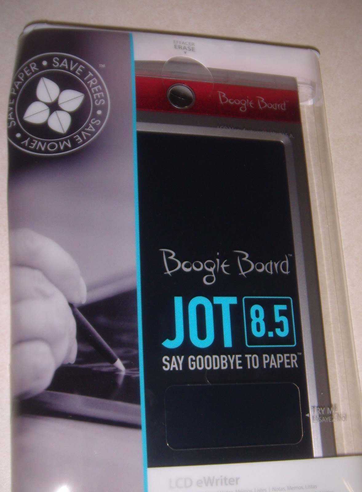 boogie board writing tablet review The boogie board rip comes from a company called kent displays, which markets the product under the improv electronics brand the tablet is certainly quite different.