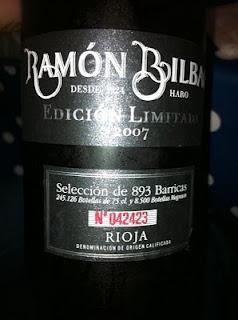 ramón-bilbao-edición-limitada-2007-rioja-tinto