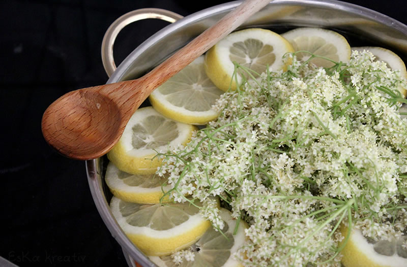 Elderflower DIY