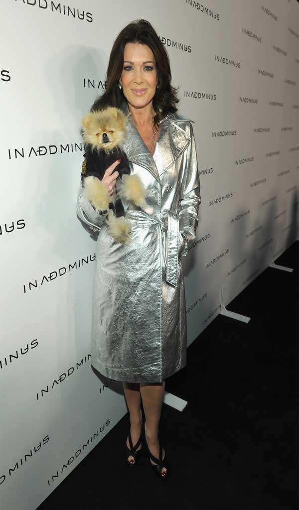 Lisa Vanderpump Trenchcoat Dress Lisa Vanderpump Trenchcoat Dress Lisa