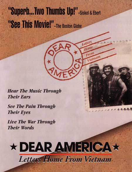 dear america letters home from vietnam essays