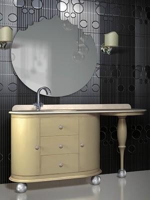 Decoraciones y modernidades tocadores para habitaciones - Decoraciones de cuartos de bano ...