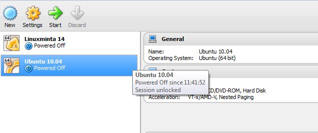 ubuntu blueberry how to choose adapter
