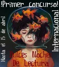"""Dulces Noches de Lectura"" (15/04)"