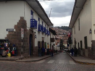 This is Elise. I had heard so many great things about Cuzco that I was really looking forward to it. Our first impressions were not good. The pictures and captions below tell most the story. What can't be captured in photos is t...