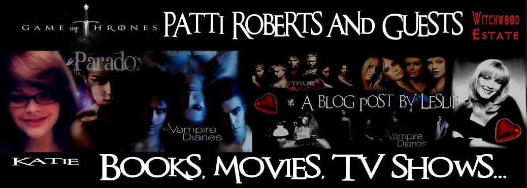 Patti Roberts and Guests - Books, TV, Movies