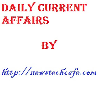 Daily Current Affairs Update of 6,June,2015 for Bank,SSC,TET,RLY Exam