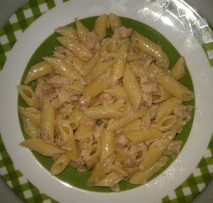 Ricette pasta tonno in bianco