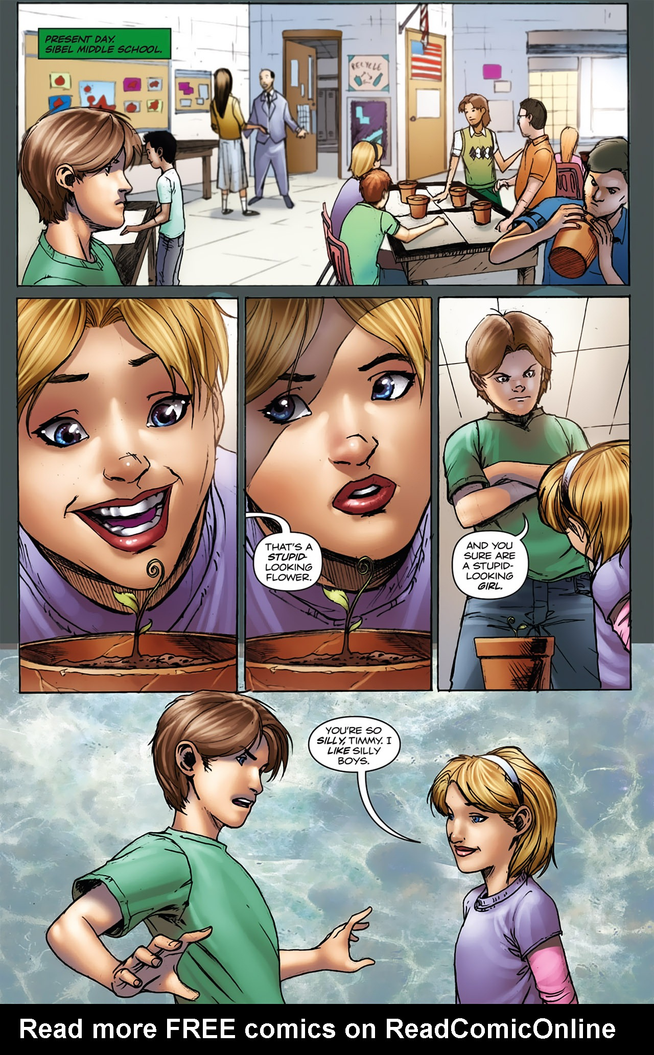 Grimm Fairy Tales (2005) Issue #22 #25 - English 9
