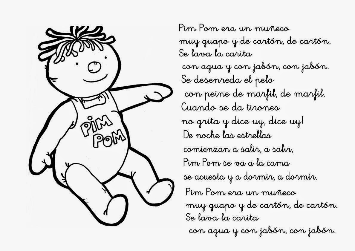 Cantores infantiles pin pon es un mu eco for Cancion jardin de rosas en ingles