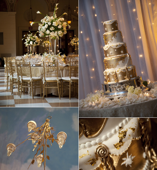Indian wedding reception themes