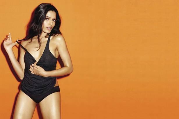 Freida Pinto hot bikini photos | Indian Filmy Actress фрида пинто