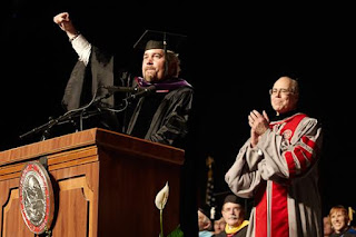 Guy Fieri Honorary Degree UNLV