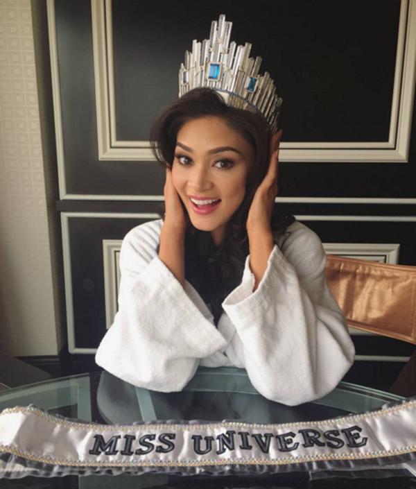 Kepada Peminat Yang Masih Bergaduh Hal Ini, Sudah-Sudahlah! - Miss Universe