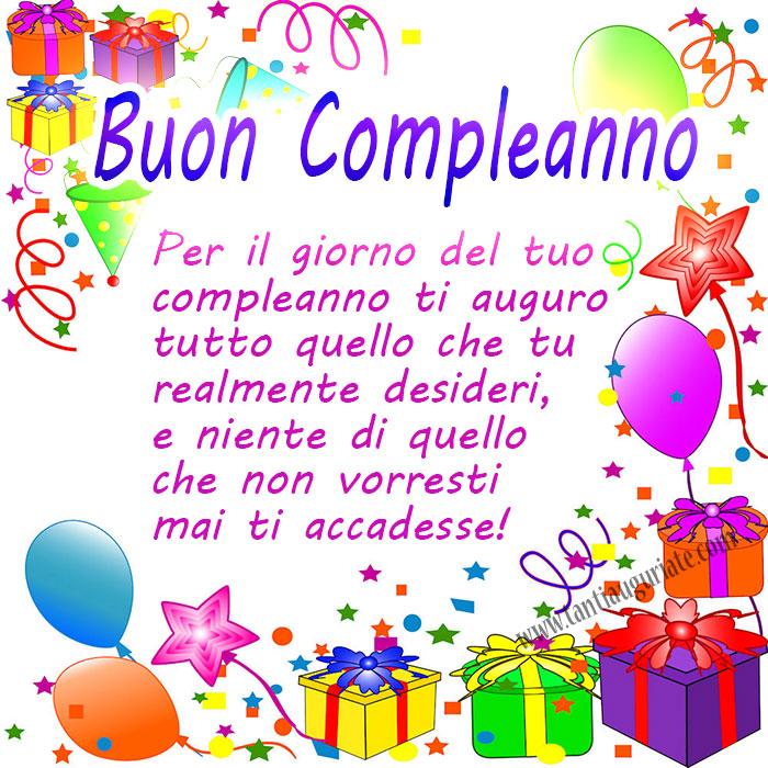 Molto Post Di Auguri Di Buon Compleanno - Martha Wilson Blog IM39