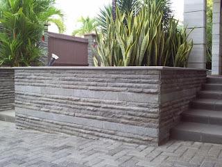 andesit batu alam buat taman rumah