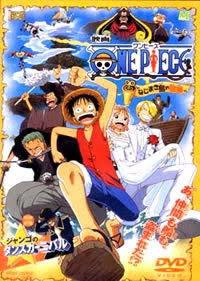 One Piece O Filme 2 A aventura na ilha Nejimaki