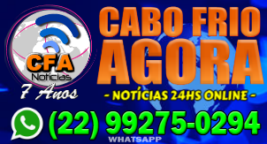 Cabo Frio Agora - Notícias de Cabo Frio e Região dos Lagos