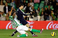 Hasil pertandingan Real Madrid Vs Real Betis