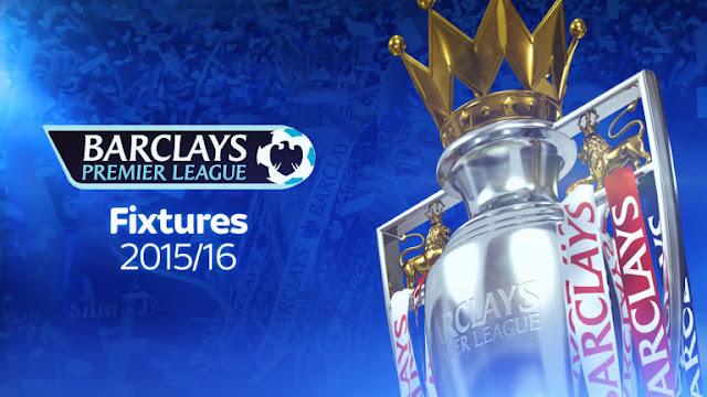 Jadwal Pertandingan Liga Premier Inggris Musim 2015-16 (Lengkap)