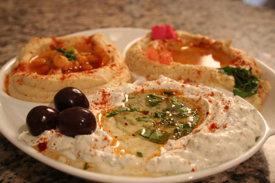 Anne gracie the secret of babaganoush for Arabic cuisine food