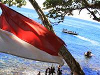 Patung Teuku Umar Berdiri di Kawasan Terluar Indonesia