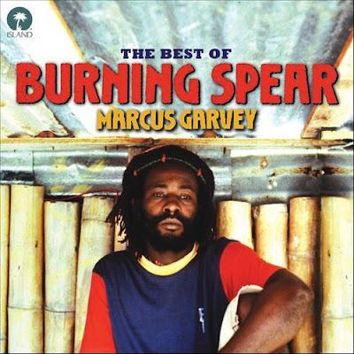 BURNING SPEAR - Marcus Garvey - The best of Burning Spear
