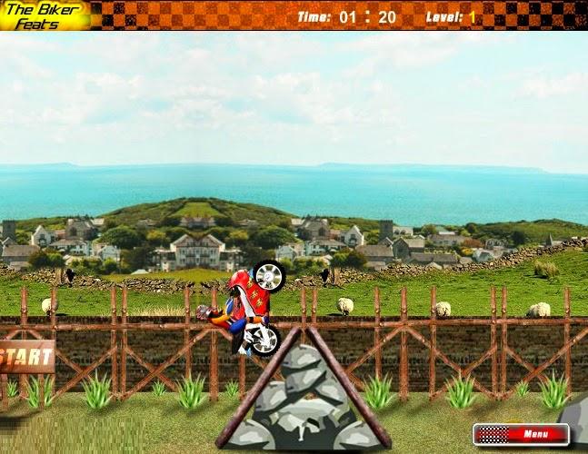motocross nitro game - perfect motorcross games