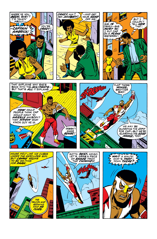 Captain America (1968) Issue #153 #67 - English 17