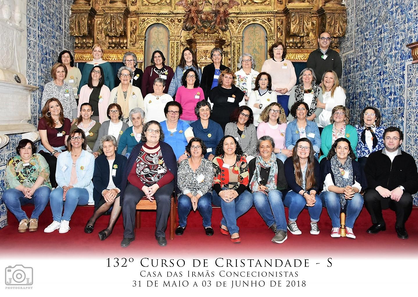 CURSILHO 132º SENHORAS