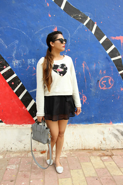 fashion, stalkbuylove, girly outfit, crop top, crop sweatshirt, how to style sweatshirt, delhi blogger, delhi fashion blogger, gold loafers, indian blogger, indian fashion blogger, winter fashion trends 2015, fall fashion trends 2015, ,beauty , fashion,beauty and fashion,beauty blog, fashion blog , indian beauty blog,indian fashion blog, beauty and fashion blog, indian beauty and fashion blog, indian bloggers, indian beauty bloggers, indian fashion bloggers,indian bloggers online, top 10 indian bloggers, top indian bloggers,top 10 fashion bloggers, indian bloggers on blogspot,home remedies, how to